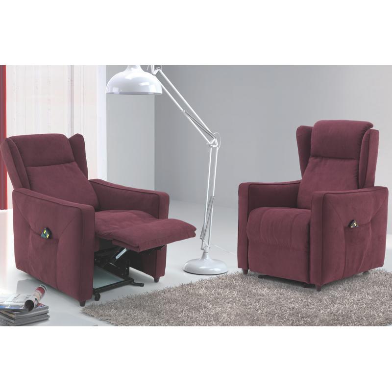 Giada Materassi.Giada Relax Armchair Motorized Materassi Fibe