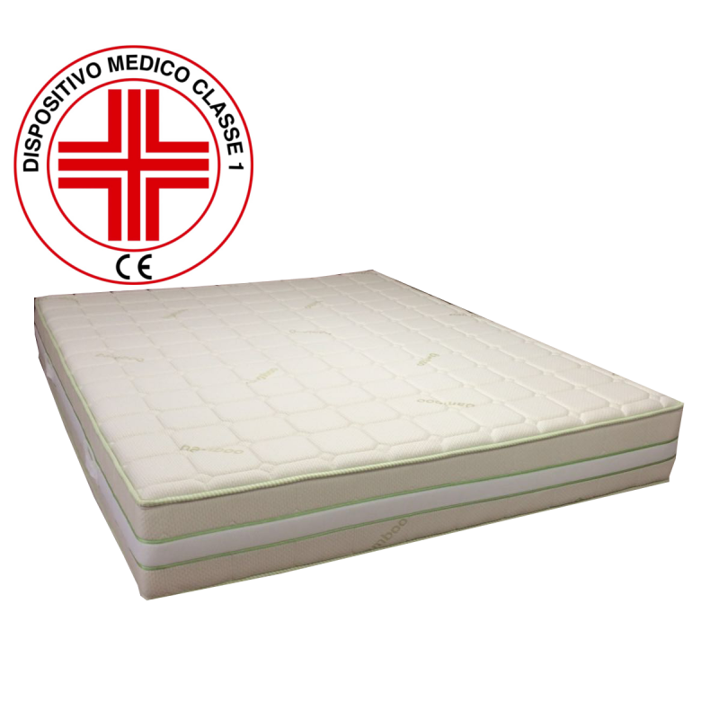 vulcano matratze memory foam materassi fibe. Black Bedroom Furniture Sets. Home Design Ideas